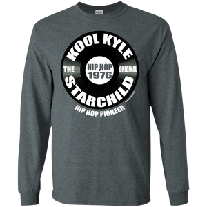 KOOL KYLE THE ORIGINAL STARCHILD (Rapamania Collection) Long sleeve T-Shirt