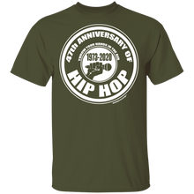 47th ANNIVERSARY OF HIP HOP (Rapamania Collection). T-Shirt