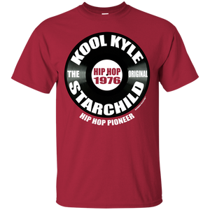 KOOL KYLE THE ORIGINAL STARCHILD (Rapamania Collection) T-Shirt