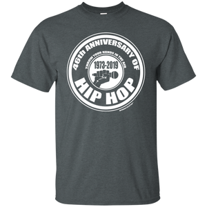 46th ANNIVERSARY OF HIP HOP (Rapamania Collection) T-Shirt