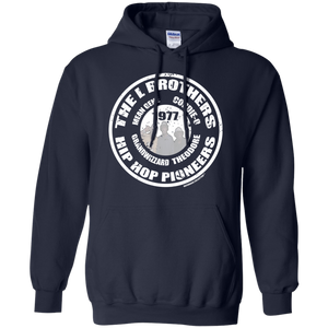THE L BROTHERS PIONEER (Rapmania Collection) Hoodie 8 oz.