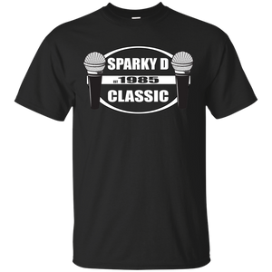 SPARKY D CLASSIC (Rapamania Collection) T-Shirt
