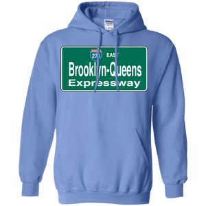 278 EAST BROOKLYN-QUEENS EXPWY Pullover Hoodie 8 oz.