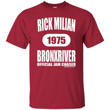 RICK MILIAN BRONXRIVER (Rapamania Collection) T-Shirt