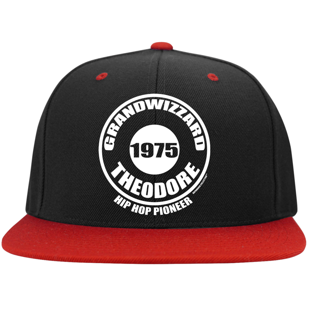 GRANDWIZZARD THEODORE PIONEER (Rapamania Collection) Snapback Hat
