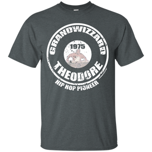 GRANDWIZZARD THEODORE (Rapamania Collection) PIONEER T-Shirt