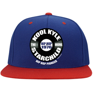 KOOL KYLE THE ORIGINAL STARCHILD HIP HOP PIONEER (Rapamania Collection) Snapback Hat