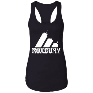 EDO. G (Roxbury) Ladies Ideal Racerback Tank