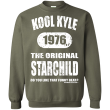 KOOL KYLE THE ORIGINAL STARCHILD 1976 (Rapamania Collection) Sweatshirt  8 oz.