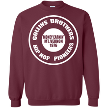 COLLINS BROTHERS (Rapamania collection) Sweatshirt  8 oz.