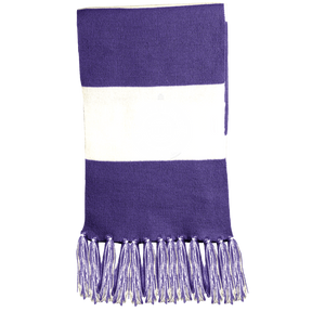 STA02 Sport-Tek Fringed Scarf (Rapamania Collection)