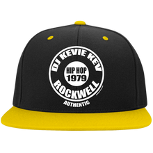 DJ KEVIE KEV ROCKWELL (Rapamania Collection) Snapback Hat
