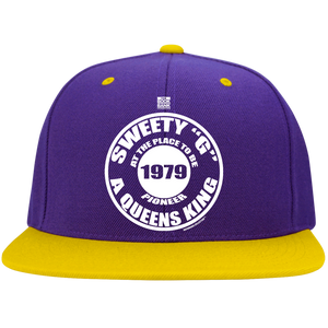 "SWEETY ""G"" A QUEENS KING PIONEER (Rapamania Collection) Snap Back hat"