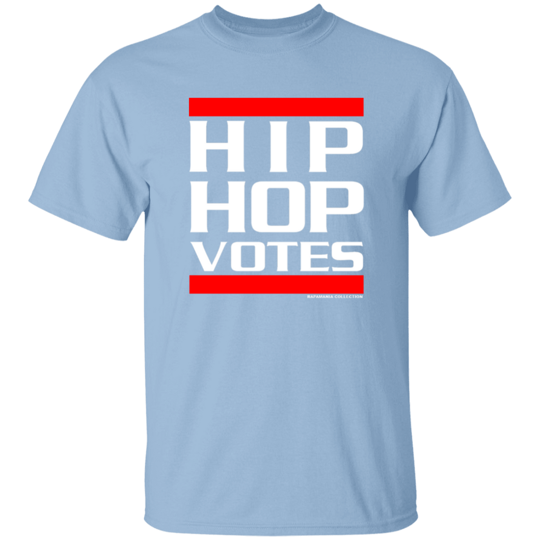 Hip Hop Votes (Rapamania Collecton). T-Shirt