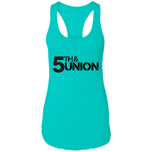 EDO. G (5th & Union) Ladies Ideal Racerback Tank