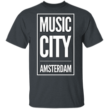 MUSIC CITY Amsterdam. T-Shirt