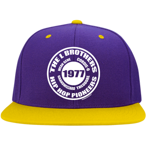 L BROTHERS (Rapamania Collection) Snapback Hat