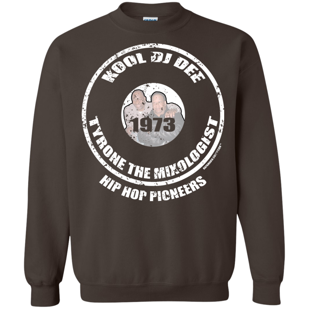 KOOL DJ DEE TYRONE THE MIXOLOGIST (RAPAMANIA COLLECTION) Sweatshirt  8 oz.