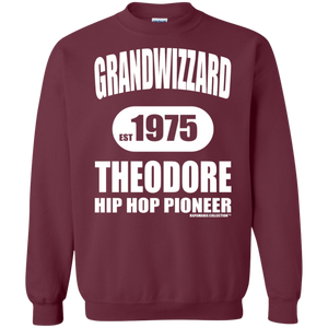 GRANDWIZZARD THEODORE  (Rapamania Collection) Sweatshirt  8 oz.