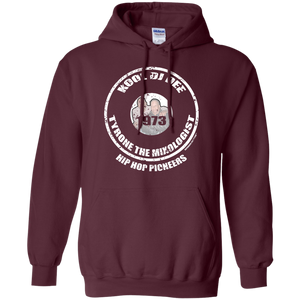 KOOL DJ DEE TYRONE THE MIXOLOGIST (RAPAMANIA COLLECTION) Hoodie 8 oz.
