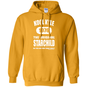 KOOL KYLE THE ORIGINAL STARCHILD 1976 (Rapamania Collection)Hoodie 8 oz.