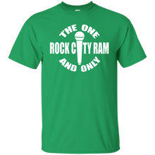 THE ONE AND ONLY ROCK CITY RAM T-Shirt