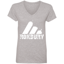 EDO. G (Roxbury) Ladies' V-Neck T-Shirt