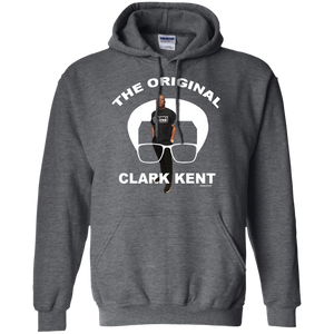 THE ORIGINAL CLARK KENT IMAGE (Rapamania Collection) Hoodie 8 oz.
