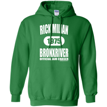 RICK MILIAN BRONXRIVER Rapamania Collection) Hoodie 8 oz.