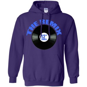 "TH REMIX 12"" SINGLE Pullover Hoodie 8 oz."