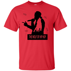 THE WOLF OF HIP HOP T-Shirt