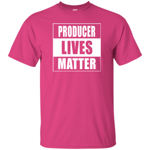 PRODUCER LIVES MATTER T-Shirt