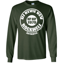 DJ KEVIE KEV ROCKWELL (Rapamania Collection) T Long sleeve T-Shirt