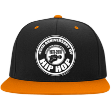 45th ANNIVERSARY OF HIP HOP (Rapamania Collection) Snapback Hat