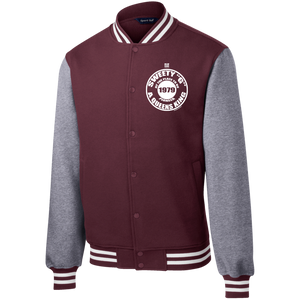 "SWEET ""G"" A QUEENS KING PIONEER (Rapamania Collection) Letterman Jacket"