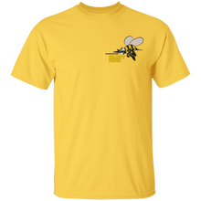 CHIEF ROCKER BUSY BEE -side logo (Busy Bee Collection) oz. T-Shirt