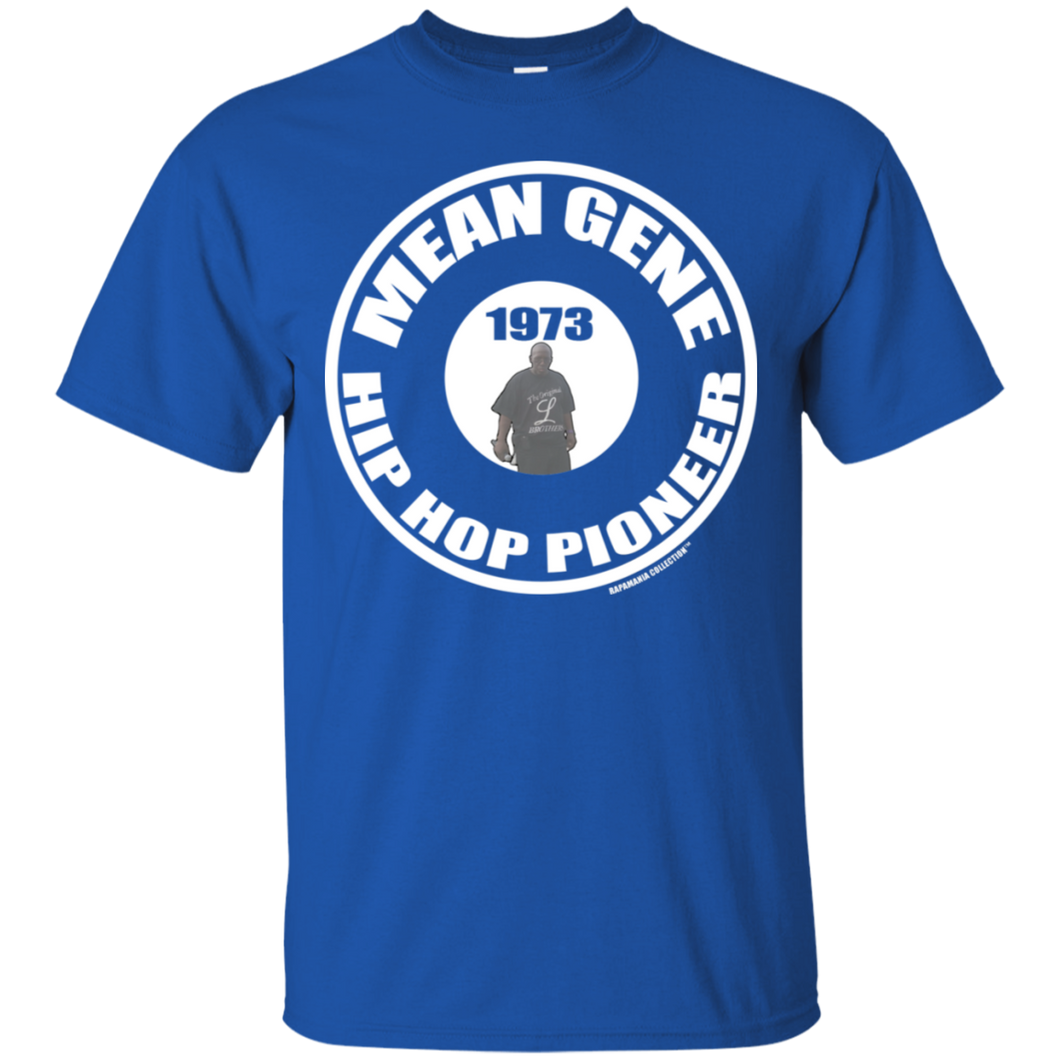 MEAN GENE HIP HOP PIONEER (Rapamania Collection) T-Shirt
