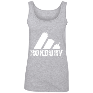 EDO. G (Roxbury) Ladies' 100% Ringspun Cotton Tank Top