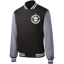 "SWEETY ""G"" A QUEENS KING (Rapamania Collection) Letterman Jacket"