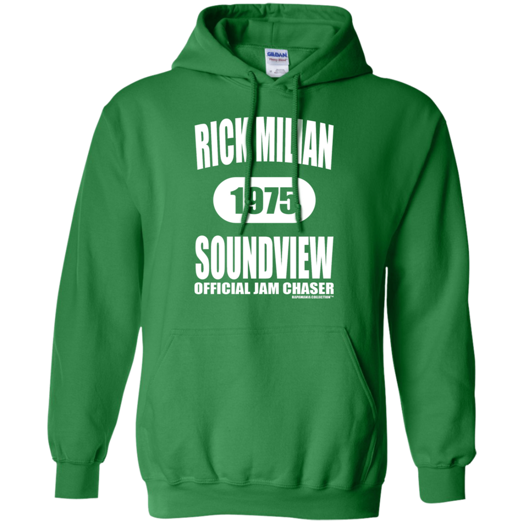 RICK MILIAN SOUNDVIEW (Rapamania Collection) Hoodie 8 oz.