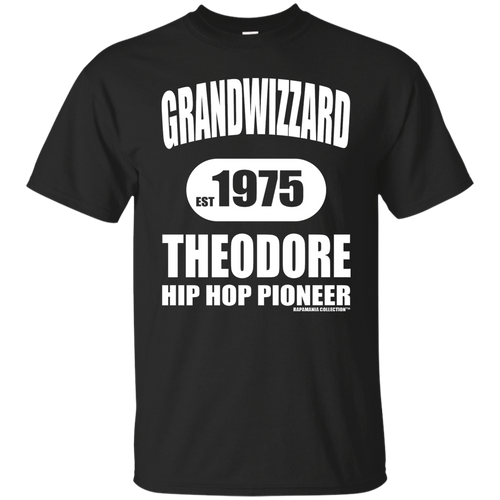 GRANDWIZZARD THEODORE COLLECTION (Rapamania Collection) PIONEER T-Shirt