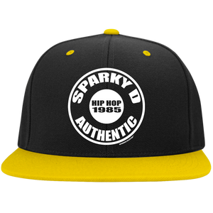 SPARKY D AUTHENTIC (Rapamania collection) Snapback Hat