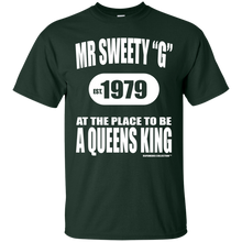 "SWEETY ""G"" A QUEENS KING PIONEER (Rapamania Collection) T-Shirt"