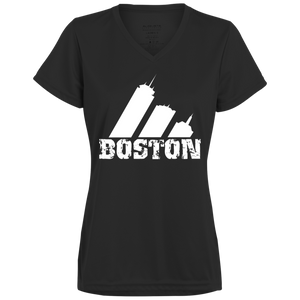 EDO. G (Boston) Ladies' Wicking T-Shirt