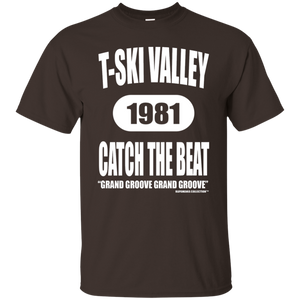 PIONEER  T- Ski  valley (rapamania Collection)T-Shirt