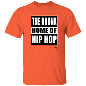 THE BRONX HOME OF HIP HOP (Busy Bee Collection) oz. T-Shirt
