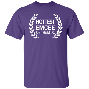 HOTTEST EMCEE ON THE M.I.C. T-Shirt