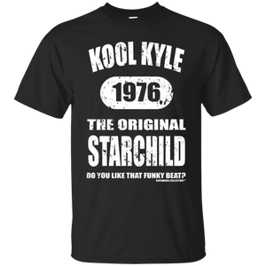 KOOL KYLE THE ORIGINAL STARCHILD 1976 (Rapamania Collection) T-Shirt