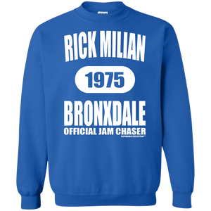 RICK MILIAN BRONXDALE (Rapamania Collection) Sweatshirt  8 oz.