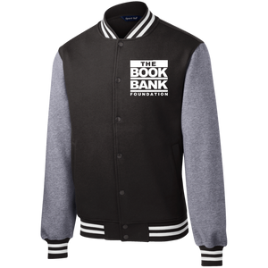 THE BOOK BAMK FOUNDATION (Rapamania Collection) Letterman Jacket